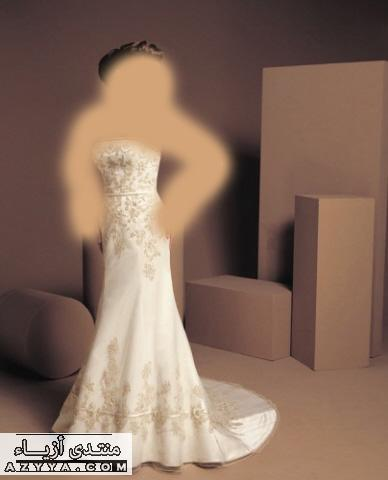 زفاف جمالها من الآخراجمل الفساتين فستان زفافكفساتين زفاف لصاحبات الذوق