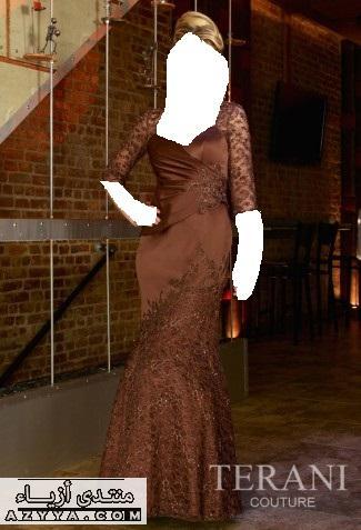 مواضيع ذات صلةالفيونكة في موديلات فساتين السهرة 2013فساتين سهرة
