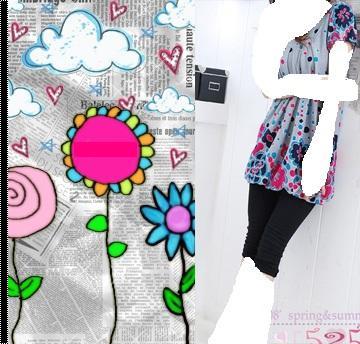 2013مياو مياو - الملابس الجاهزة - ربيع وصيف 2013 -