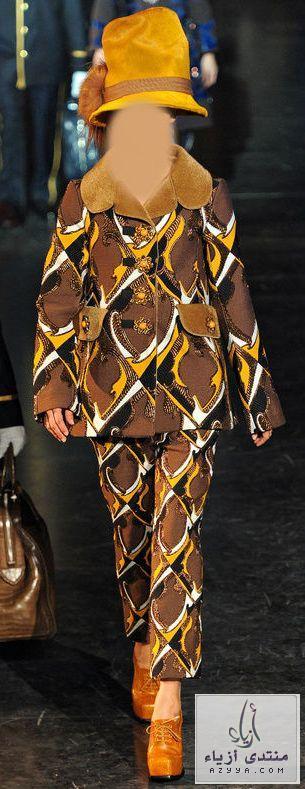 2012-2013....1ازياء burberry prorsum لخريف -شتاء2012-2013....2ازياء viktor & rolf لخريف وشتاء2012-2013....2