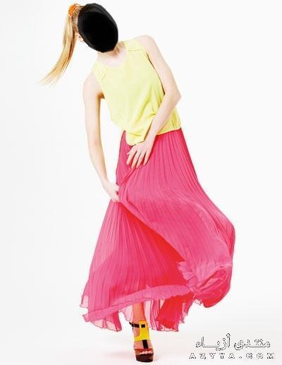 2013فواكه الربيع النضرة في تصاميم Dolce & Gabbana ملابسك بألوان