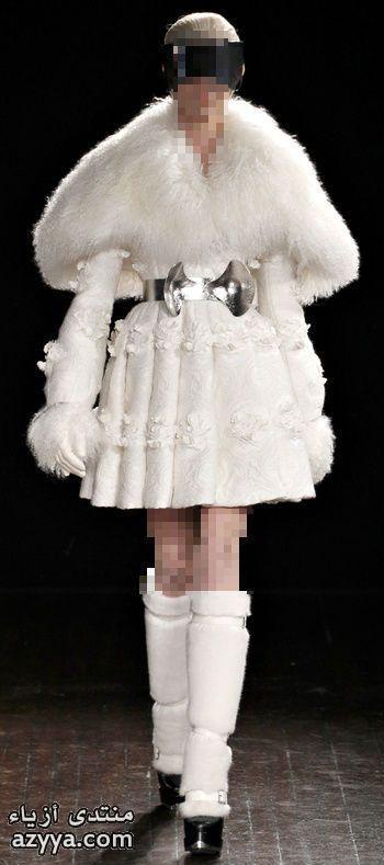 اند رولف لخريف وشتاء2012-2013ازياءANNA SUI لخريف وشتاء2012-2013أحذية المصمم البريطاني الاسكندر