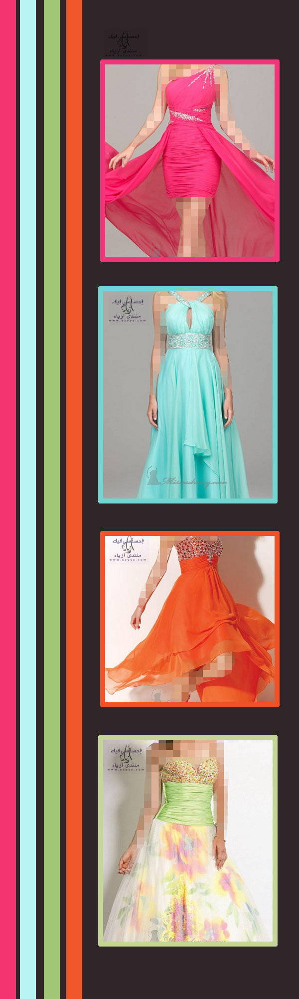 مواضيع ذات صلةفساتين ماكسى لصيف 2012فساتين الزفاف 2012_2013 للمصممه