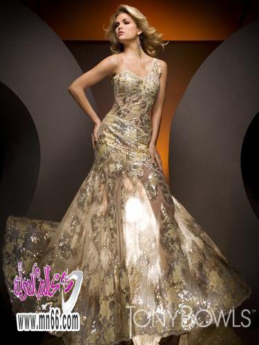 جديدة لإطلالة أكثر شياكة وجمالفساتين ربيع 2013 للمصمم