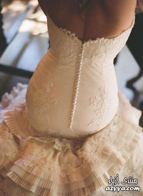 الزفافمن احدث فساتين الزفاف فساتين زفاف
