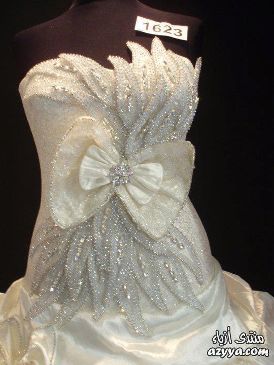 زفاف أوسكار دي لا رنتا 2013اخر صايحة من فساتين الزفاففساتين