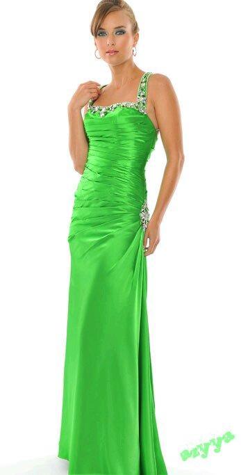 الاسود الاكثر اناقه بفساتين السهره فساتين سهره لعشاق اللون الاخضر