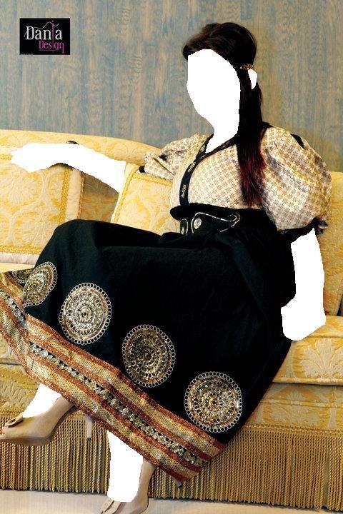 تنطق بالأنوثة والجمالفساتين سهرة ربيع 2013 لـ