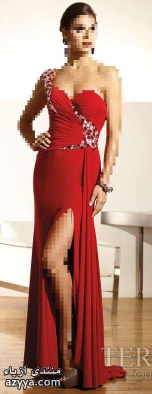 هندي روعهفساتين لسهرات الكتيل 2014اجمل فساتين السهرة من تجميعي صور