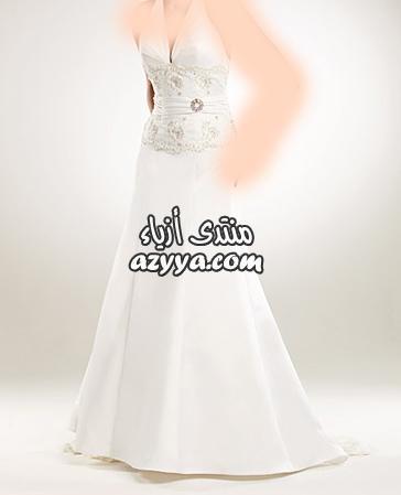 - باريسفساتين الزفاف 2012_2013 للمصممه عائشة المهيريفساتين السهرات وفساتين الزفاف