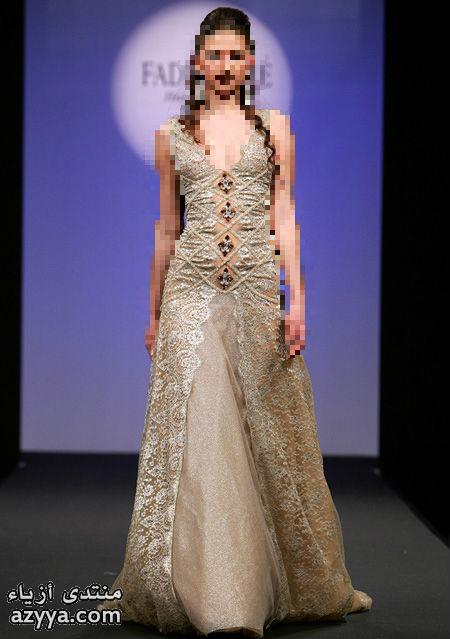 للمصمم فادي نحلةفساتين طويلة وقصيرةفساتين غاية فى الجمال جديدة 2013طويلة=فساتين