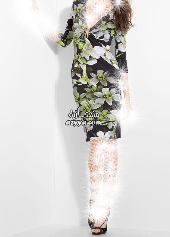 2013-2014الدانتيل الأبرز في عروض الازياء لـ 2013-2014فساتين قصيرة من H&Mازياء