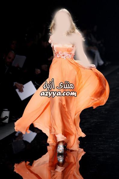 ربيع-صيف 2014.زهير مراد يتألق فى أجمل تصميمات ربيع وصيف 2013كولكشن