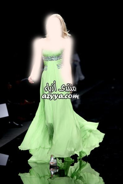 1فساتين سهرة للمصمم زهير مراد 2013شاهدي مجموعة زهير مراد لخريف