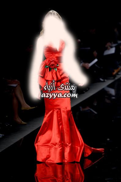 مواضيع ذات صلةهوت كوتور زهير مراد ربيع 2013 باريسأزياء