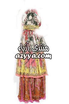 جديدة 2013فساتين سهرة واوفساتين سهرة قصيرة تركيةروائع المصمم اللبناني جورج