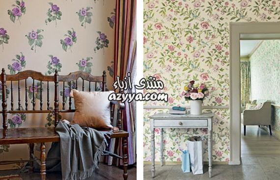 لبيتك.!ورق حائط لغرف نوم الاطفال 2014عمل لوحة حائط من الورق