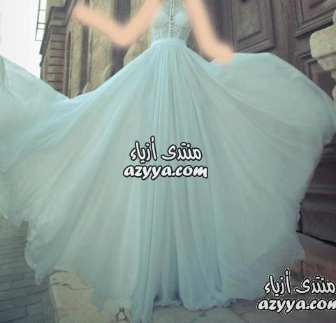 موديلات جديدة احدث فساتين زفاف للعروسةفساتين سهرة موديلات جديدة راقية