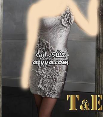 موديلات فساتين السهرة 2013فساتين سهرة بخامة