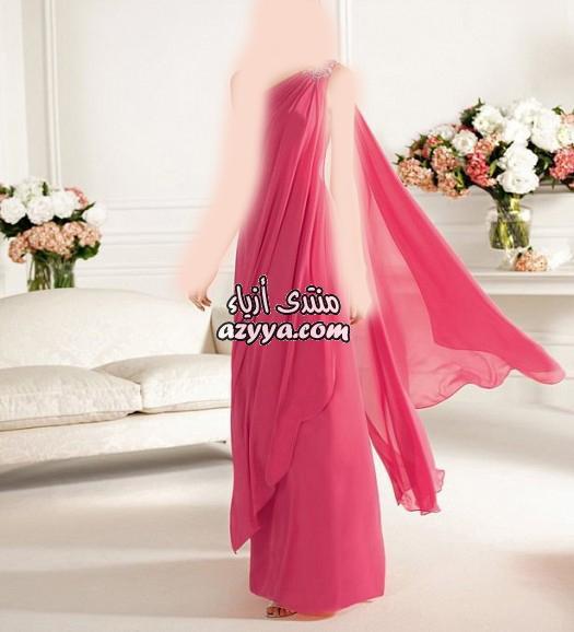 السهرةفساتين سهرة انيقة 2013 تشكيلة فساتين السهره والخطوبه لعام 2013