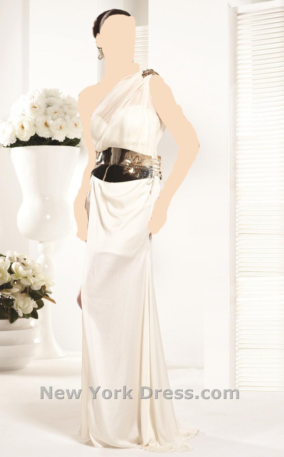 dresses long 2 فساتين سهره روعه evening dresses 1