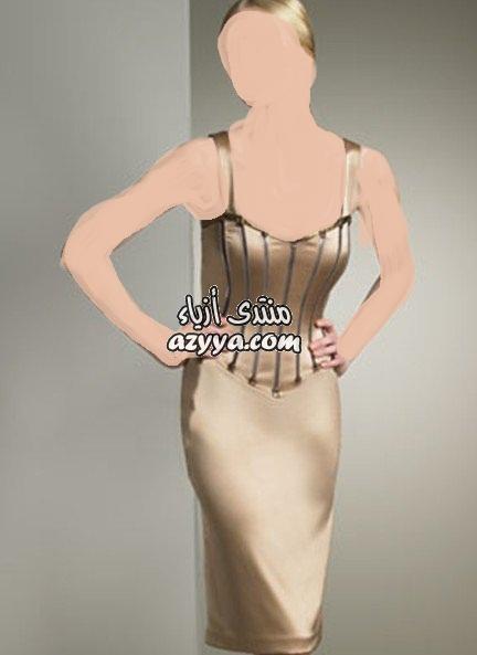أجمل وأرقى التصميماتفساتين زفاف رامى سلمون ... شياكة تفوق الوصففساتين