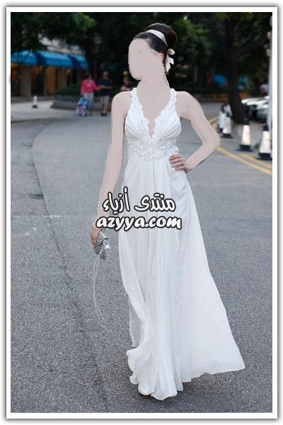 أكثر شياكة وجمالفساتين سهرة ربيع 2013 لـ