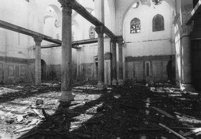 «دينيس مايكل» بإحراق المسجد الأقصى قام «دينيس مايكيل» بإشعال النيران