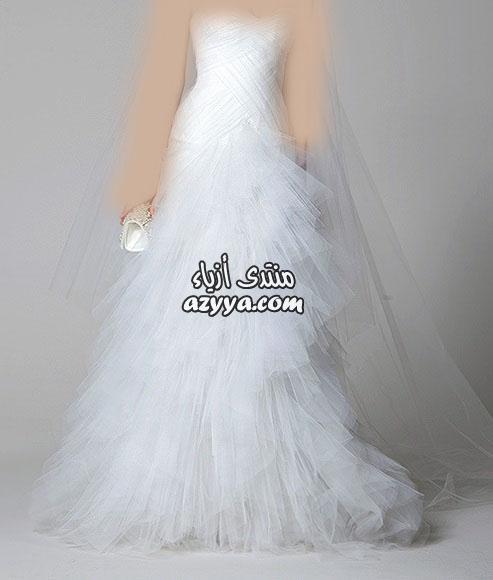 جمالها من الآخرفساتين زفاف ولا في الاحلامفساتين زفاف كلاسيكية للأميراتفساتين