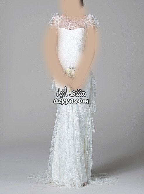 2013فساتين الزفاف لـ ريم اكرا- شتاء 2013فساتين زفاف نااااعمةفساتين زفاف