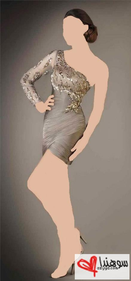 صعب Pronovias لعام 2013فساتين الزفاف 2012_2013 للمصممه عائشة المهيريفساتين سهر