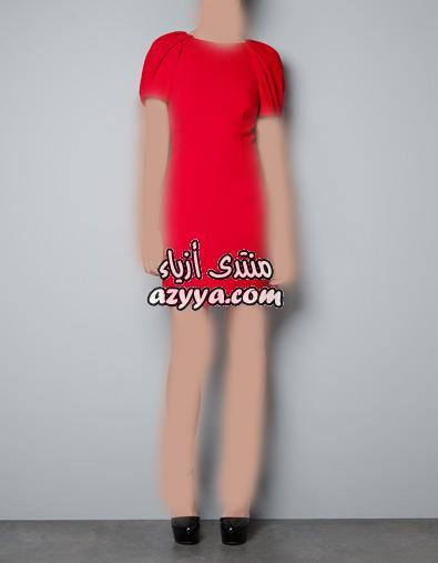 Dresses فسآتين سمبل zaraZara women 2012Sweetest sweetest jacket zaradresses2012stradivarius-Dresses2 Robe