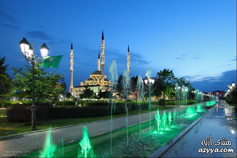 - مع خليل أورون رئيس بلدية مدينة كونيا التركية على