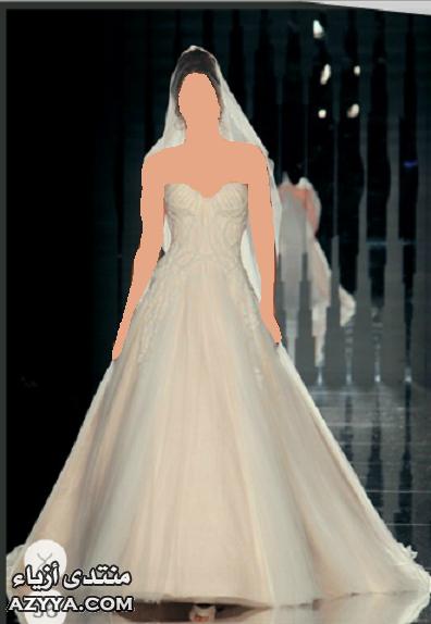 ايتها العروس المحجبةجديد المصمم عبد محفوظ 2014رائعة بهالازياء يا قمرعبد