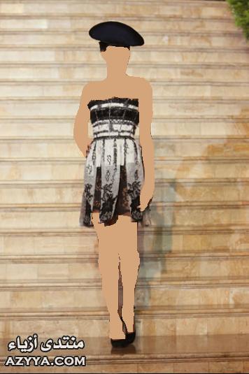 اتمنى ان تستمتعوا مواضيع ذات صلةفساتين سهرة رآقية للمصمم نيكولا