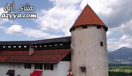 بناها النبيل لوجر عدو النمساويين الذين سيطروا على المنطقة، والقلعة