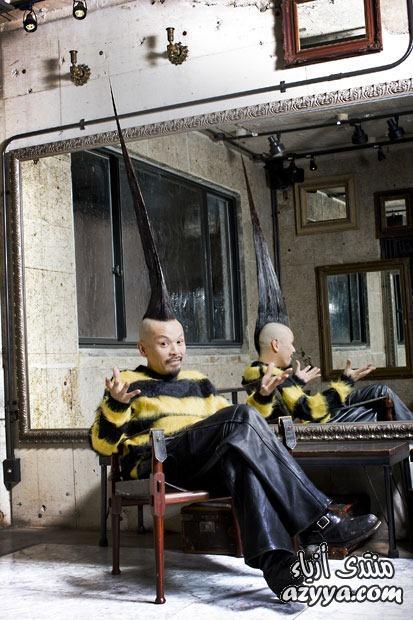 أطول شعر في العالم ينتمي إلى كازوهيرو وانتانابي من اليابان