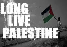 عاشت فلسطين بكل لغات العالم بالطلياني Viva la Palestina بالانجليزي