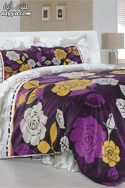 غرفة نومك بأقل التكاليفلغرف نومك احلى مفارش{ ♥ } اجعل