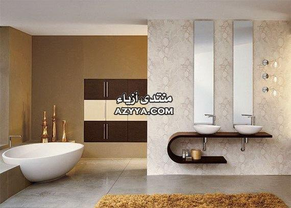 المحبّبةافخم ديكورات حمامات 2013- احدث ديكورات حمامات 2013تصاميم حمامات كيوت2013-