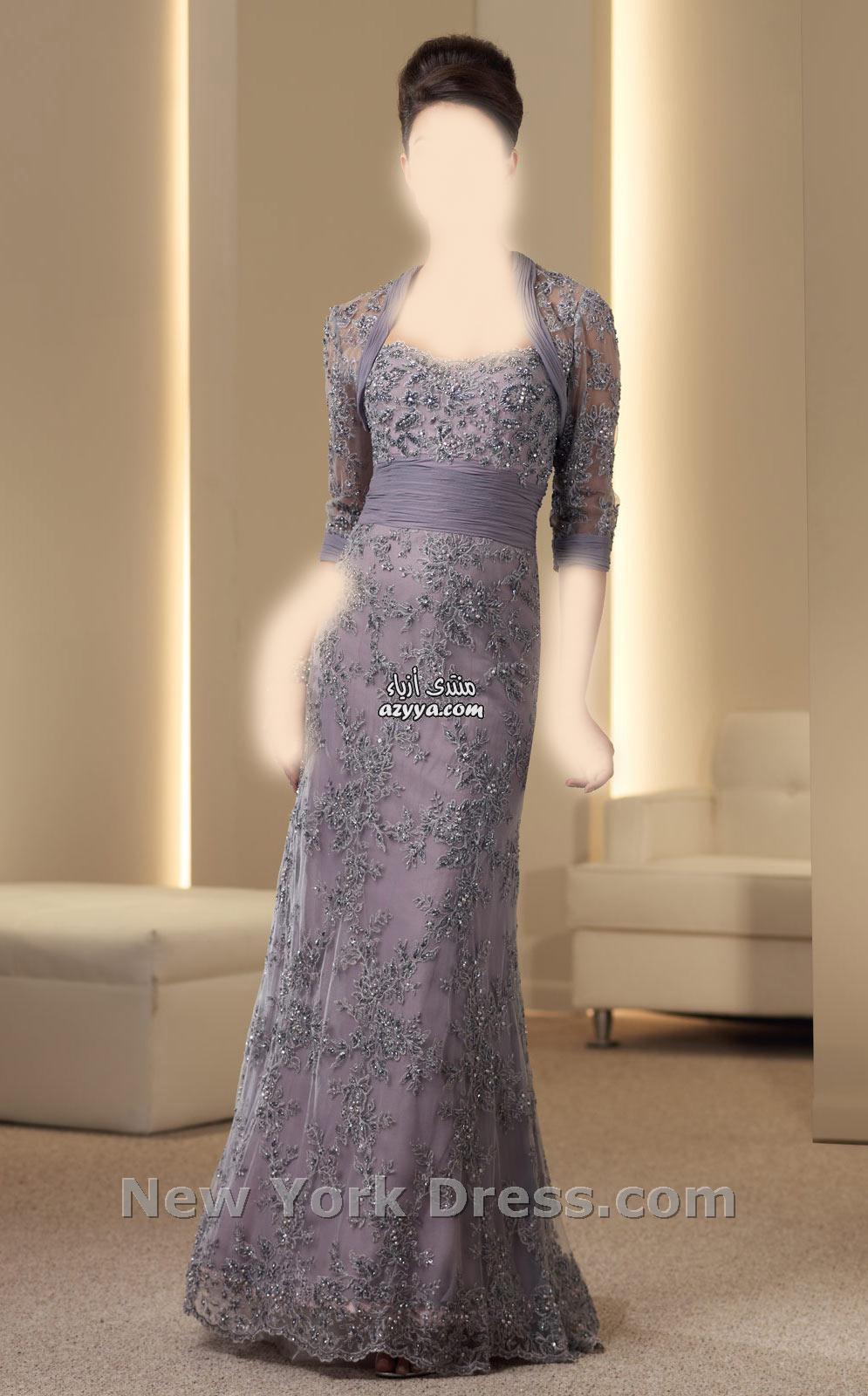 لصيف 2014فساتين سهرة انيقة باللون الاسود ,جديد المصمم نيكولا جبرانفساتين