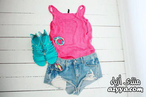 - ربيع وصيف 2013 - باريساجمل الملابس لقصيرات القامةتنسيقات ملابس