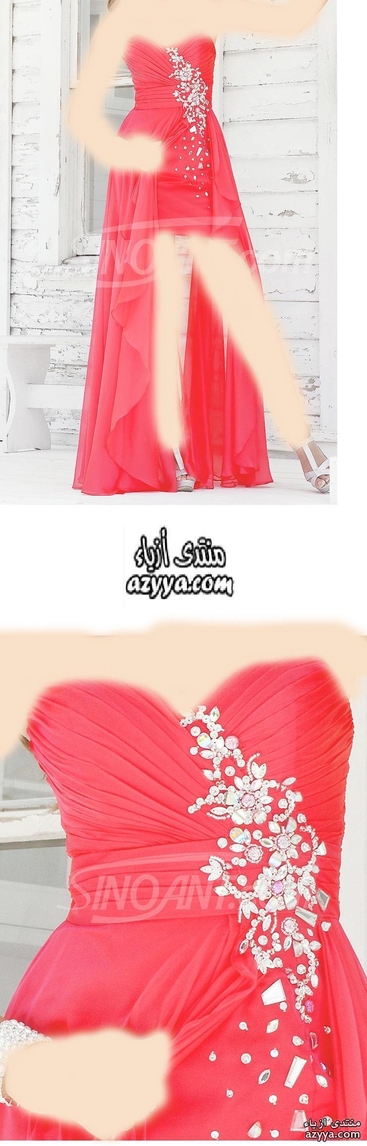 قصيرة من H&Mفساتين الزفاف 2012_2013 للمصممه عائشة المهيريفساتين سهرة باللون