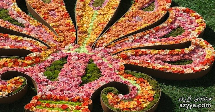 ملعب تفضلوامع بالصورطرق مبتكرة لتنسيق الزهور بنفسكتنسيق الزهور...........روووووووووووو وووعةفن تنسيق