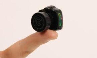 لعلها أصغر كاميرا تصوير رقمية في العالم ومع ذلك