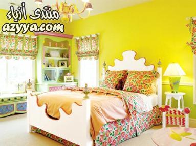 جذابة في ديكورات غرف النوم للبناتأغطية ومفروشات فاخرة لغرفة نومكاحلى