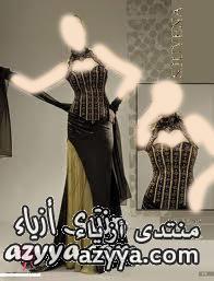 صعب تشكيلة فساتين و أزياء أنيقةفساتين سهرة ربيع 2013 لـ