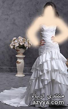 الصيففساتين زفاف الخريف لـ Monique Lhuilier للعروس واختها.فساتين الزفاف لـ