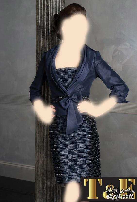 صيحات الموضة فى عالم الازياء وفساتين السهرةعالم.. الازياء..فساتين سهرة سوداء