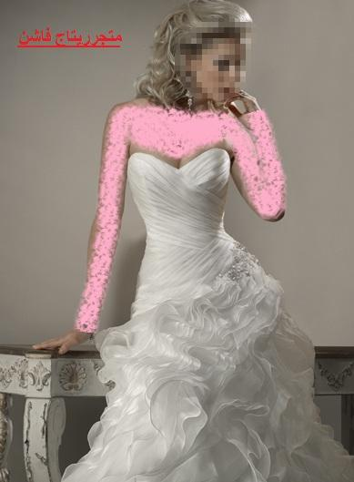 تشكيلة راقية ومميزه من فساتين الزفاف الحديثة بتصاميم اوربية واسعار